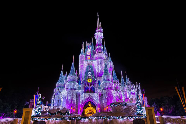 Cinderella Castle is the most recognizable icon at WDW - photo by WDW Shutterbug