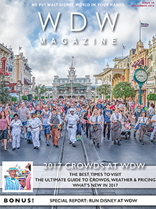 2017 Crowds at WDW - $5.99