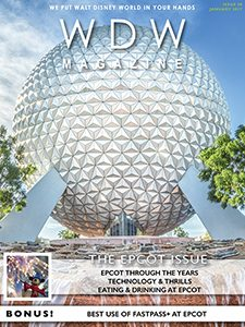 The Epcot Issue - $5.99