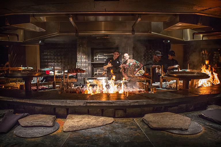 The Fire Pit - Best Of WDW - Restaurant - 'Ohana - WDW Magazine