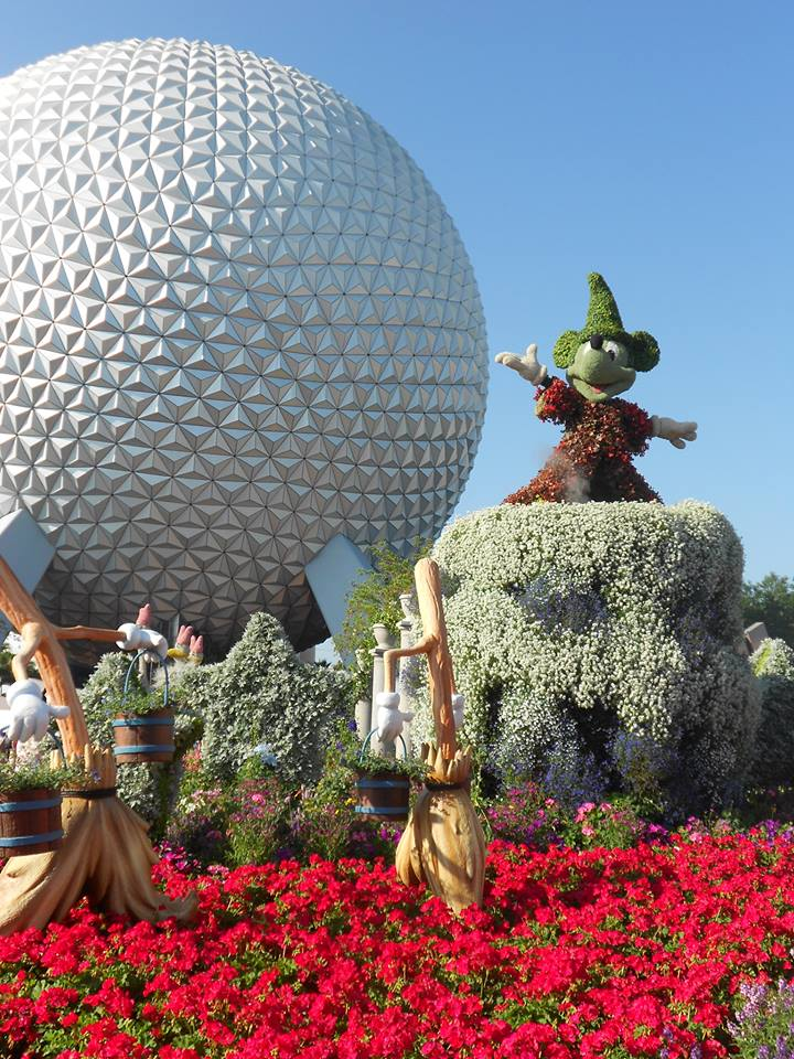 EPCOT is a great place to ring in the new year - or inspire your at-home celebrations!