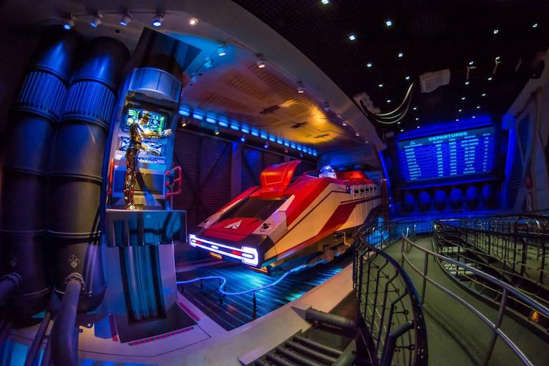 The Force has awakened at WDW - Photo by WDW Shutterbug