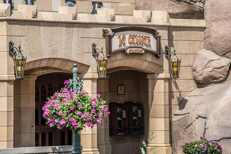 le cellier - dining at disney world during the pandemic