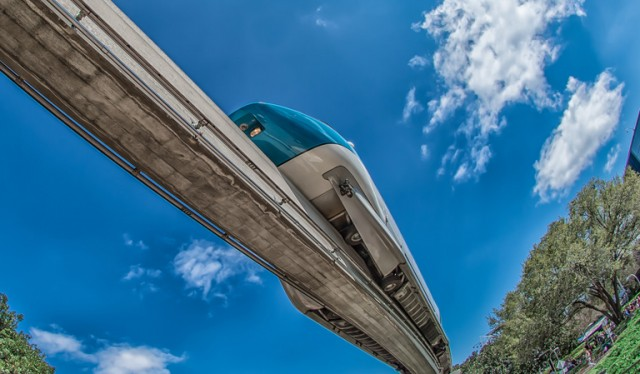 Highway in the sky!  Photo by Judd Helms.