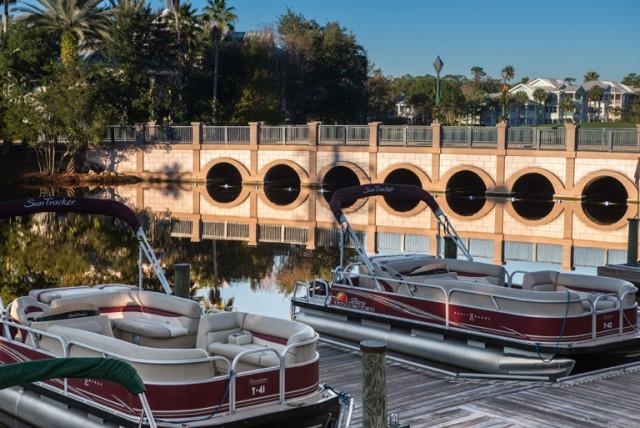 Disney's Old Key West Resort. Photo by Bill Sferrazza