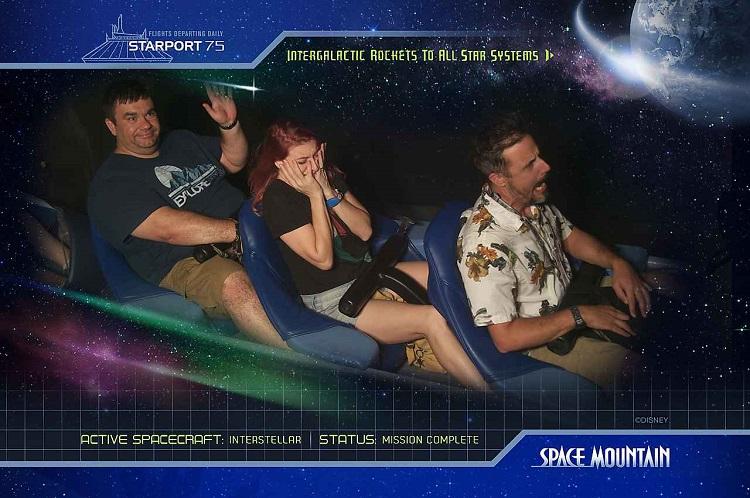 Space Mountain PhotoPass