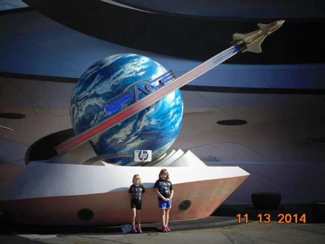 Mission Space has lots of fun facts to share!