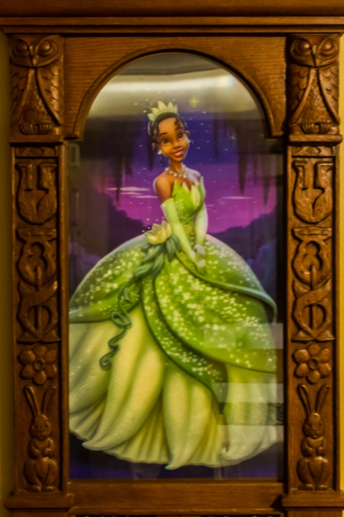 Tiana oversees every little detail!  Photo by WDW Shutterbug.