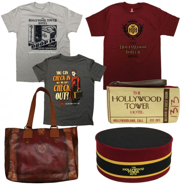 Tower of Terror Apparel