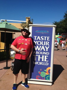 Taste your way around the world! Photo by Stephanie Shuster.