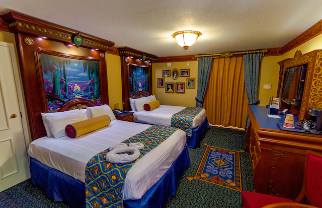 port orleans - what does disney world look like