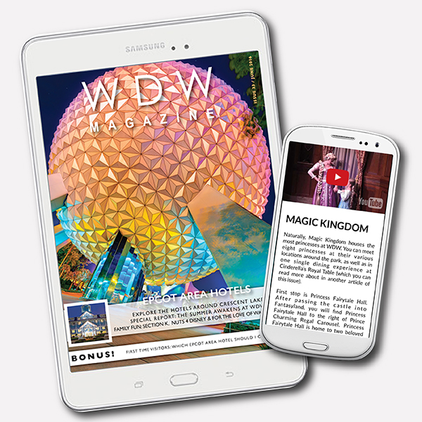 Check out WDW Magazine in the Google Play Store