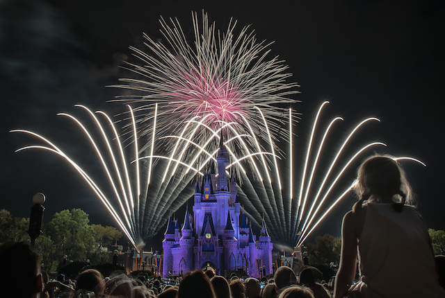 Wishes: The Perfect End to the Perfect Day. Photo by Judd Helms.