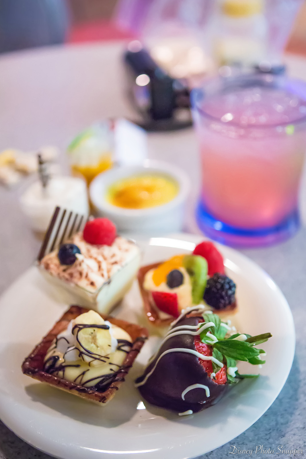 Would you eat all this? - Photo by Disney Photo Snapper