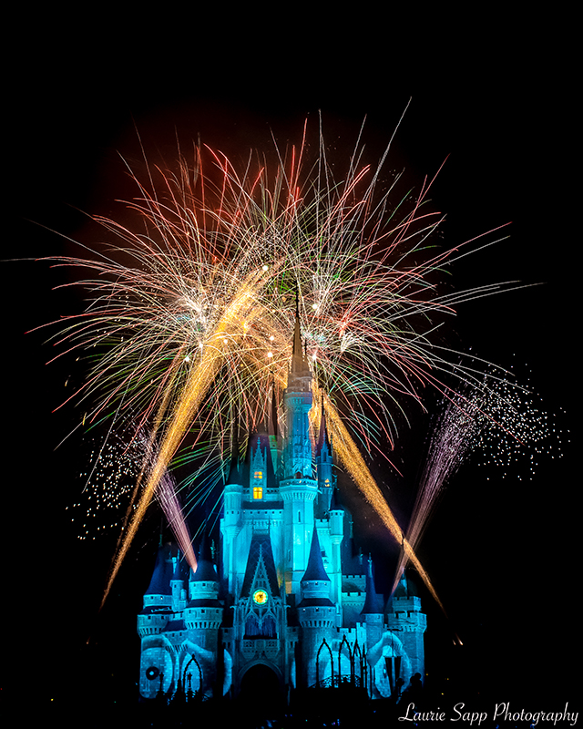 Ring in the New Year at WDW! — Photo by Pics from the World of Disney