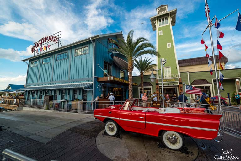 Disney Springs Hotel Discounts