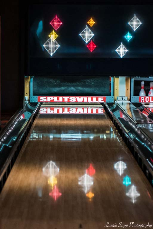 Splitsville is great for groups.  Photo by Laurie Sapp.