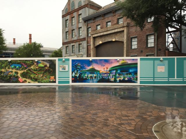 I was a big fan of the Studio Backlot Tour, but I am GLAD to trade it in for Toy Story Land!