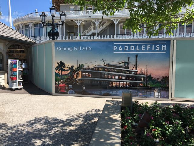Paddlefish sure looks like it's going to be beautiful.