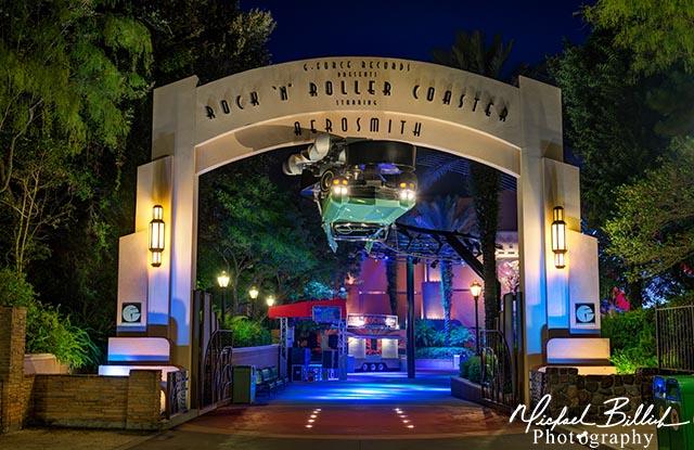 Rock 'n' Roller Coaster is a really boy thing at Walt Disney World