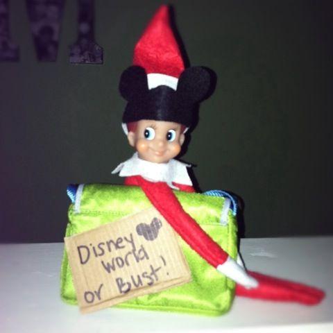Elf On The Shelf Disney Inspiration Wdw Magazine