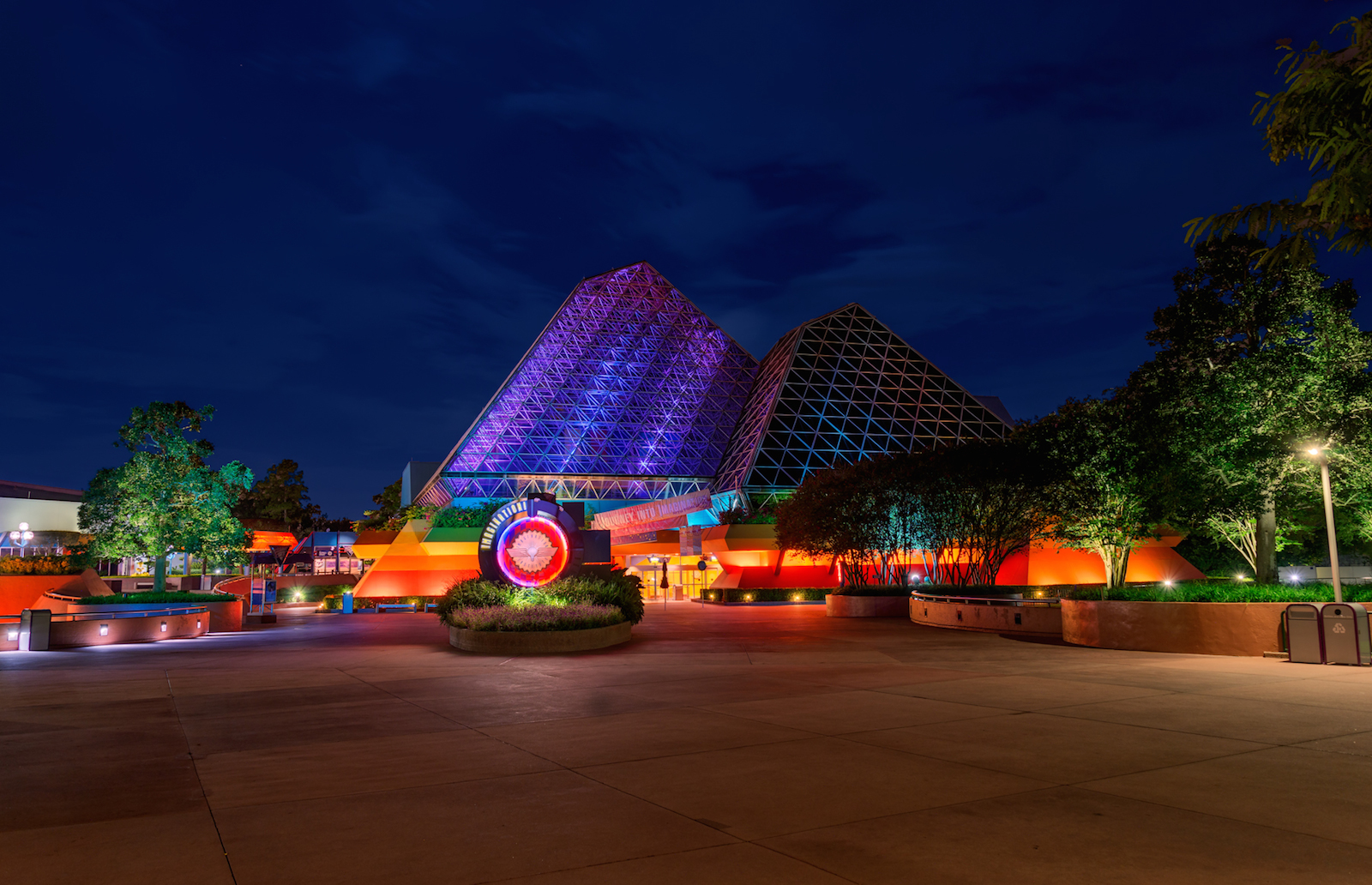 The Imagination Institute at Epcot.  Photo by Matthew Cooper.