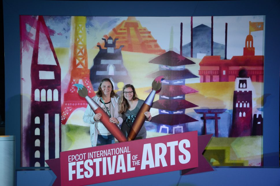 Festival of the Arts is a reason