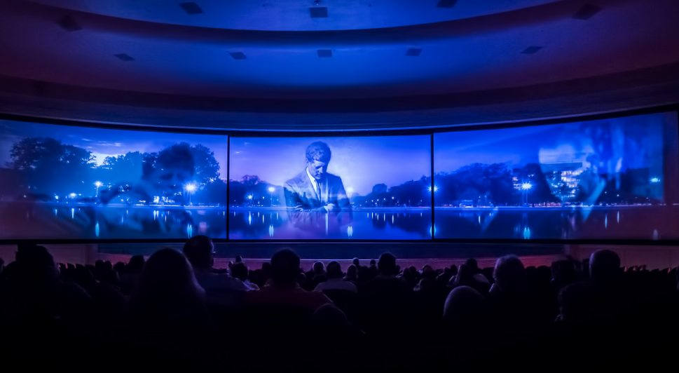 Hall of Presidents about a Magic Kingdom attraction's opening delayed