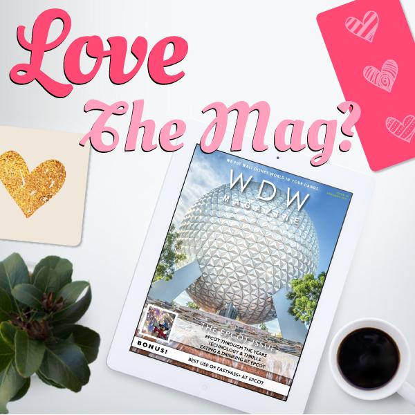 I Love WDW Magazine