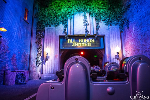 Scream your way through Rock 'n' Roller Coaster