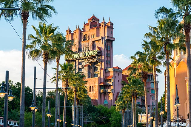 Can Pooh sized people ride Tower of Terror? Yep!