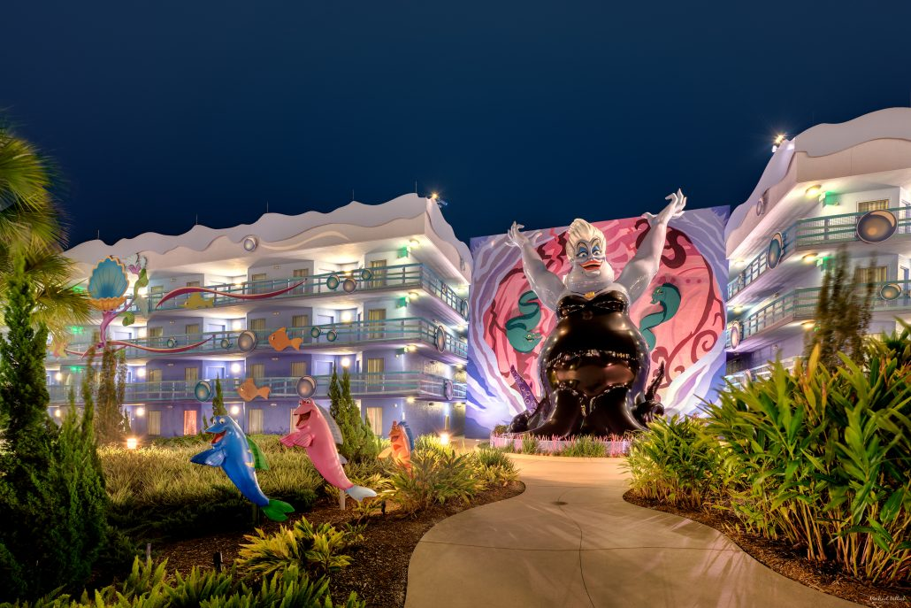 Art of Animation is one of our Top 5 Disney Hotels - After Dark!