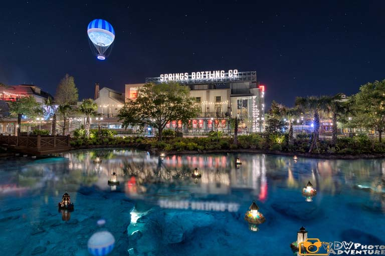 Disney Springs - the Landing
