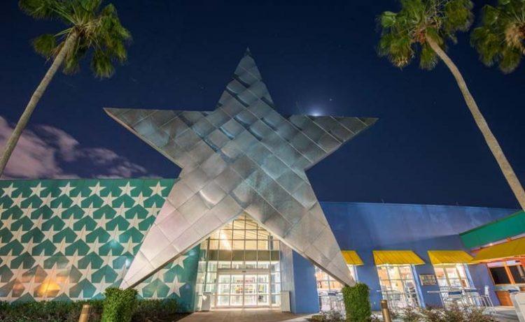 All-Star Movies Resort entrance