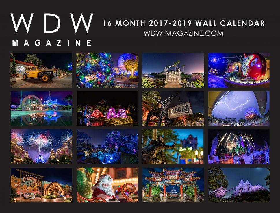 Best. Calendar. EVER! - WDW Magazine