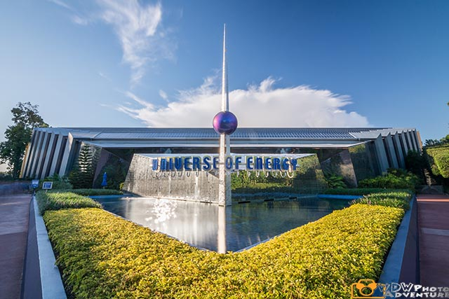 The Universe of Energy is closed now as one of the big changes at WDW