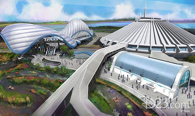 Tron is coming to the Magic kingdom
