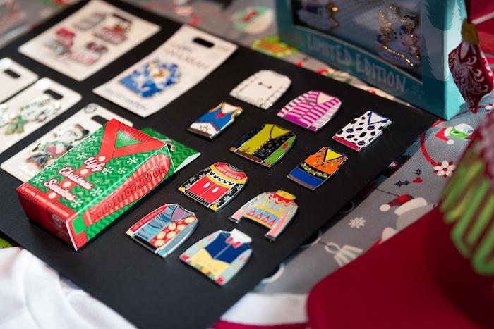 holiday pins