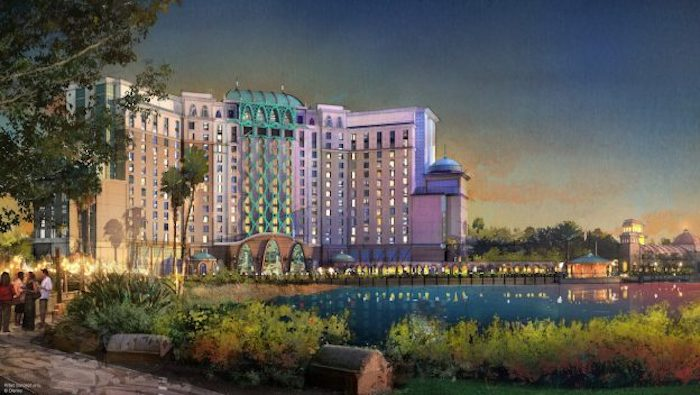 resorts - what does disney world look like