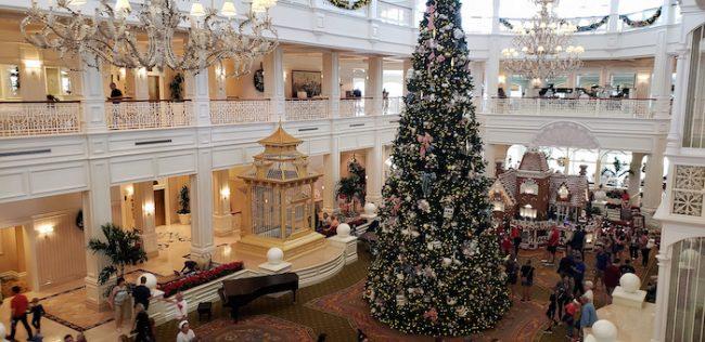 Christmas at Disney World 2020