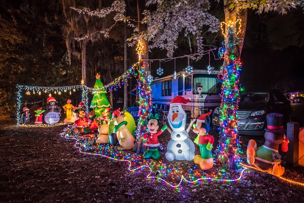 Fort Wilderness-Christmas-Andy Sanchez