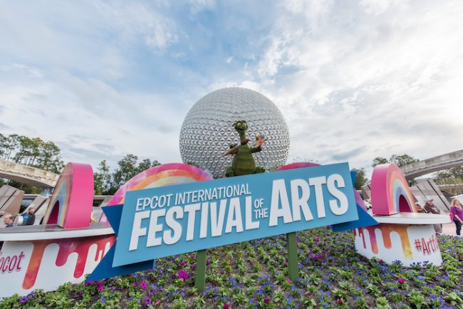 Breaking 2021 Epcot Festival Of The Arts Dates Announced