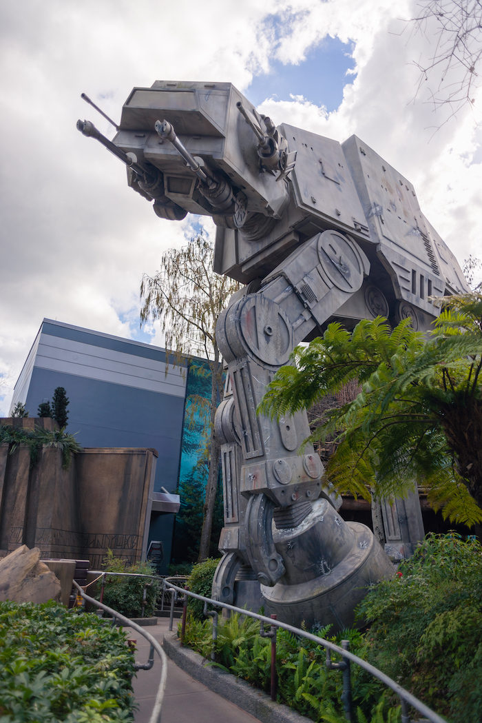 star tours what does hollywood studios look like