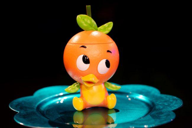 orange bird sipper souvenir cup festival reynolds
