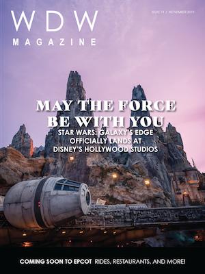 november 2019 cover wdw magazine