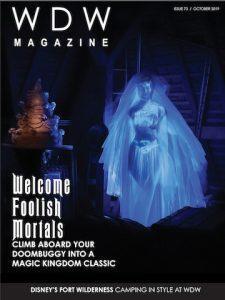 october 2019 cover wdw magazine