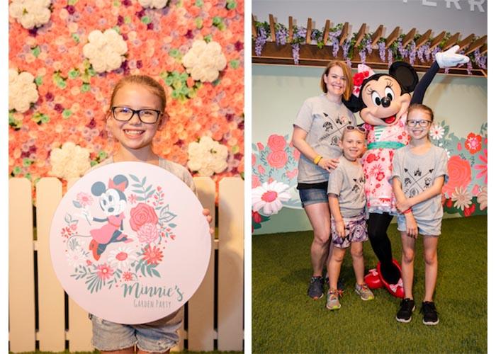 Minnie's Garden Party
