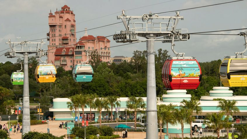 Disney World Skyliner Opening Date