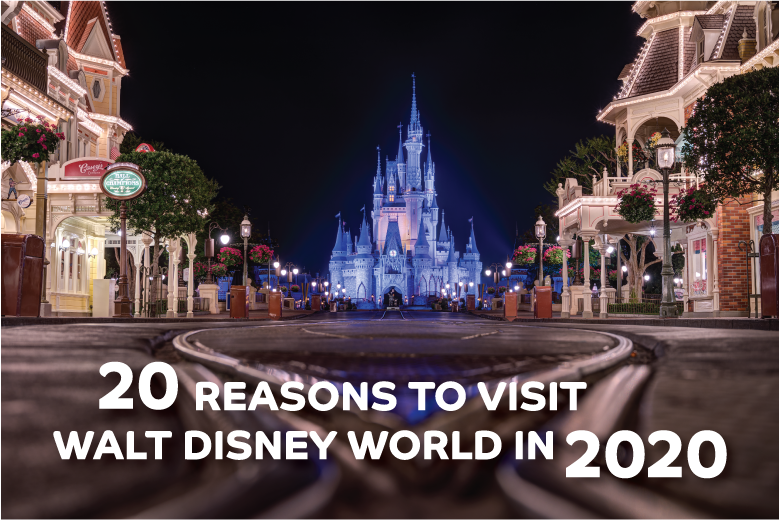 Events At Disney World 2020.20 Reasons To Visit Walt Disney World In 2020 Wdw Magazine