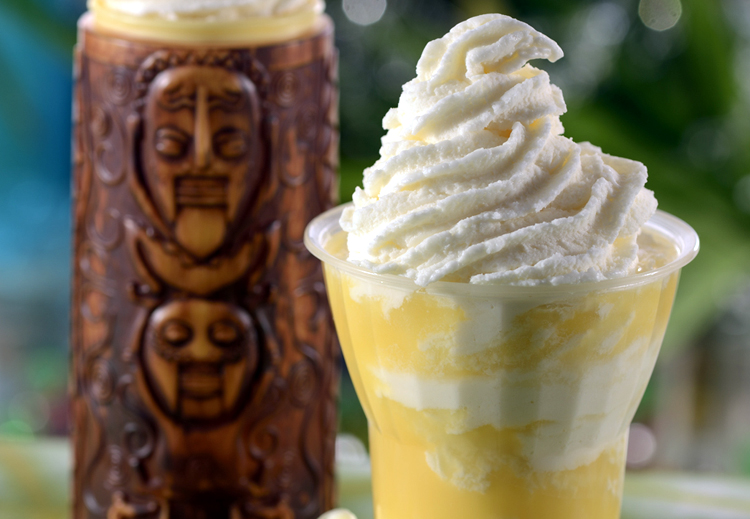 Dole Whip at Polynesian Village Resort